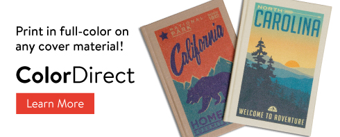 Casebound ColorDirect