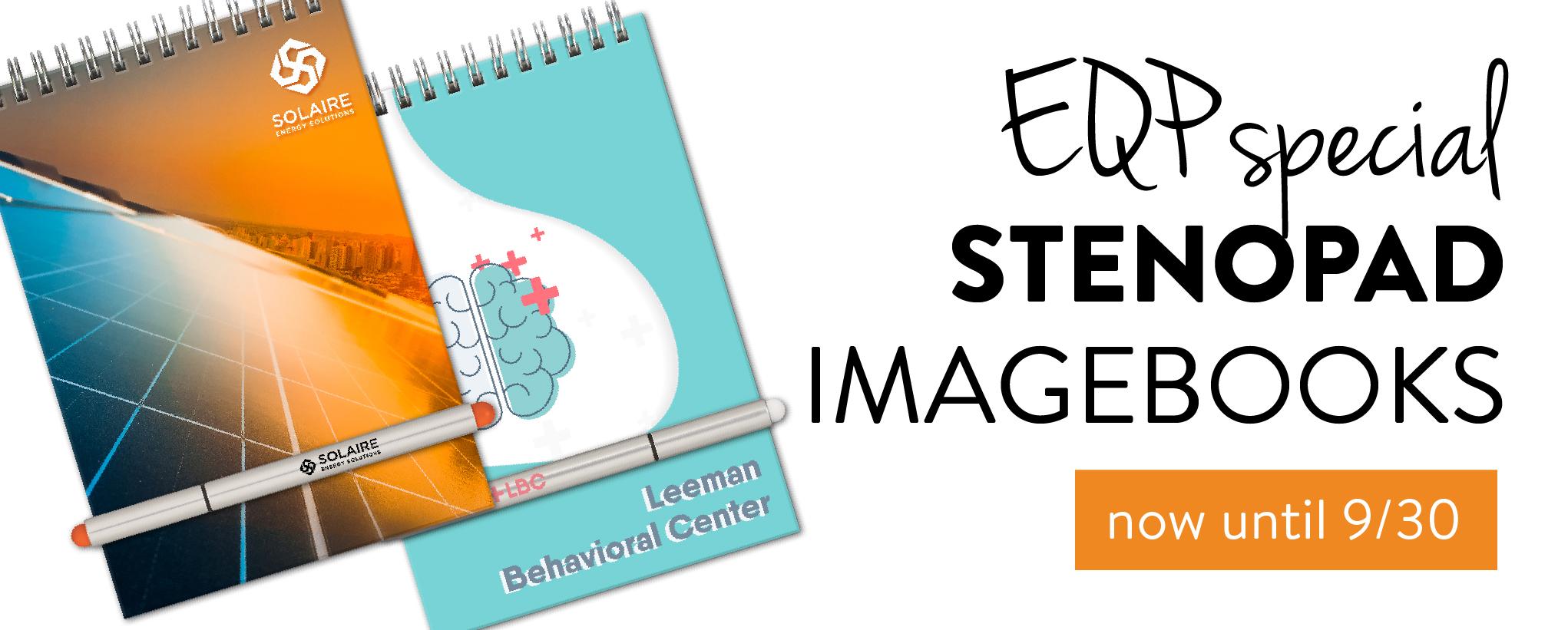 EQP Special - StenoPad ImageBook