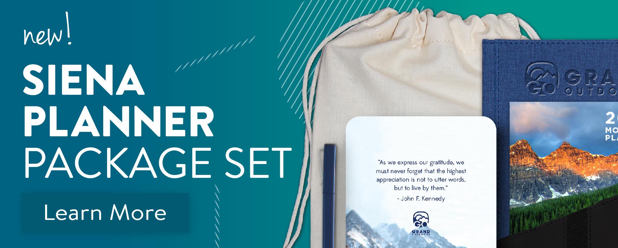 Siena Planner Package