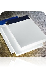 White Tuc Box - Inserted Journal
