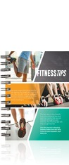 FitnessTips Inserts (G) Journal