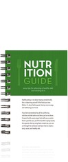 NutritionTips Inserts (G) Journal
