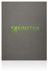 TexturedMetallic Flex Lg. NoteBook Journal