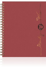 Linen Large NoteBook Journal
