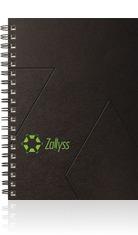 TechnoMetallic Med. NoteBook Journal
