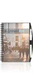 ClearValue NotePad w/ PenPort Journal