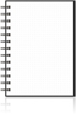 Dot Grid Filler Journal