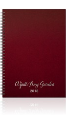 Lg. FlexPlanner Value (2-Piece) Journal