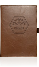 Field & Co. Large NoteBook w/Tip-In Journal