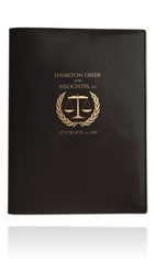 Large Executive NoteBook Journal